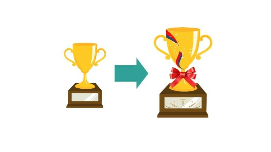How to customize your trophy