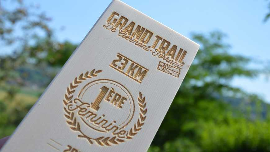 Clermont-Ferrand Grand Trail Wood Trophy
