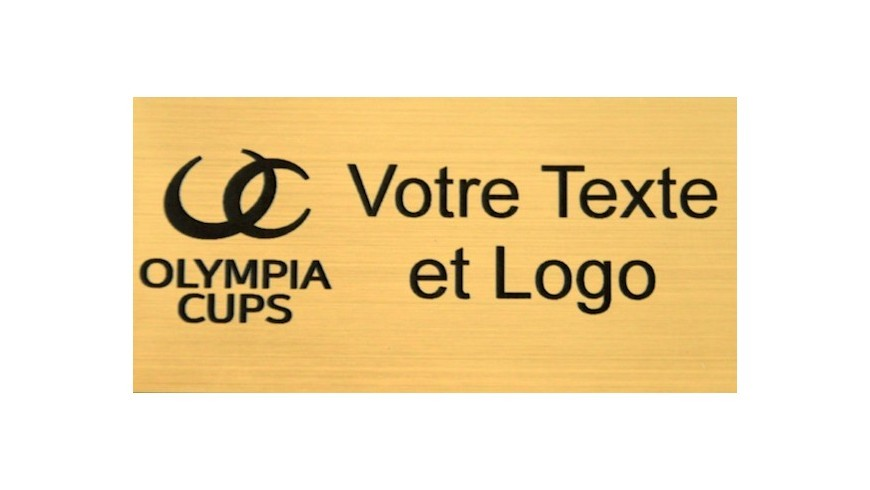Buy your engraved plate