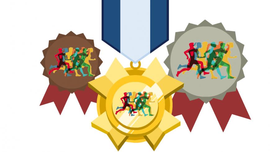 Medal for Marathon and half Marathon