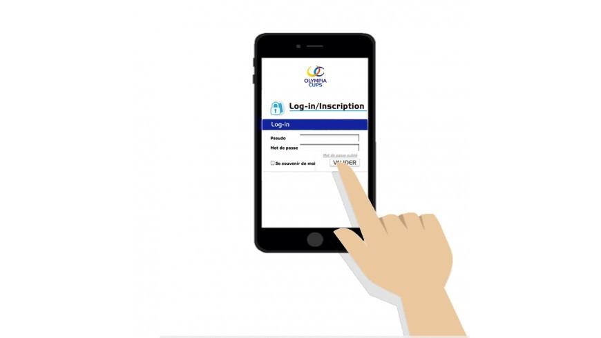Your online registration