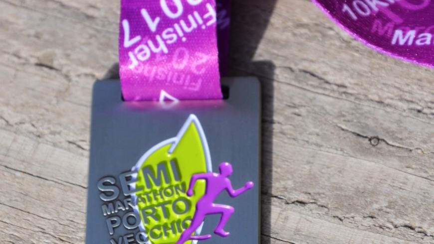 Custom Half Marathon medals