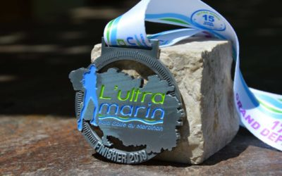 Ultra Marin Finisher Medal