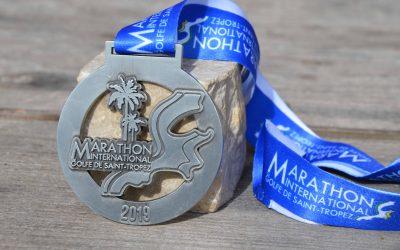 Custom Marathon Medals