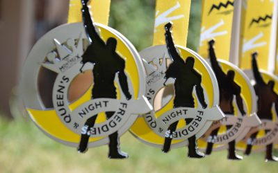Medals Finisher Montreux Trail festival