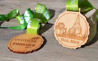 Custom Trail Medals