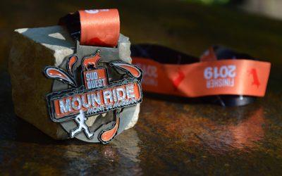 Moun Ride Medal 2019