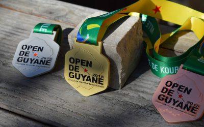 Guyana Open Medal